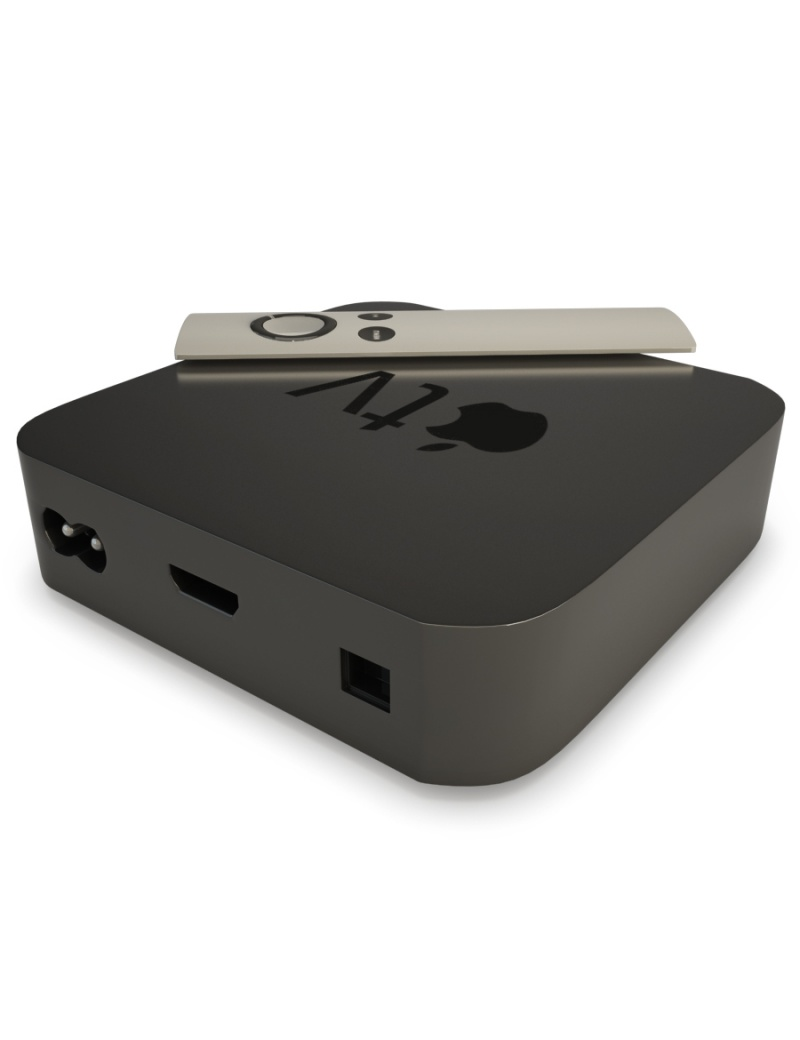 apple-tv-3d-model