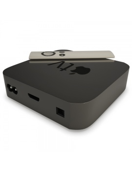 apple-tv-modele-3d