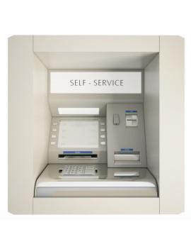 distributeur-de-billets-modele-3d