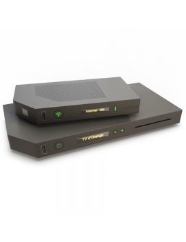decodeur-et-box-internet-modele-3d