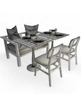set-de-mobilier-de-restaurant-en-3d-vol-01-modeles-3d-compo-inout-sofa-filaire