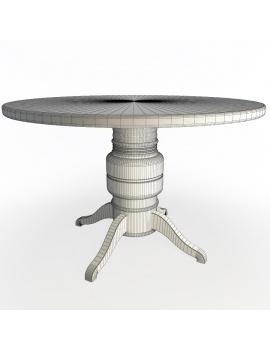 set-de-mobilier-de-restaurant-en-3d-vol-01-modeles-3d-table-dalia-filaire