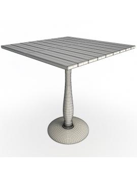 set-de-mobilier-de-restaurant-en-3d-vol-01-modeles-3d-table-lambris-naturel-filaire