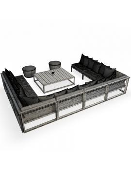 set-de-mobilier-de-restaurant-en-3d-vol-02-modeles-3d-compo-box-carre-02-filaire