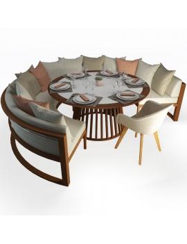 set-de-mobilier-de-restaurant-en-3d-vol-02-modeles-3d-compo-box-rond