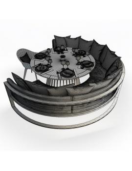 set-de-mobilier-de-restaurant-en-3d-vol-02-modeles-3d-compo-box-rond-02-filaire