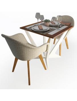 set-de-mobilier-de-restaurant-en-3d-vol-02-modeles-3d-compo-table-edgar-fauteuil