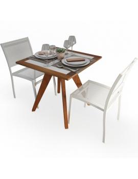 set-de-mobilier-de-restaurant-en-3d-vol-02-modeles-3d-compo-table-chaise-metallique