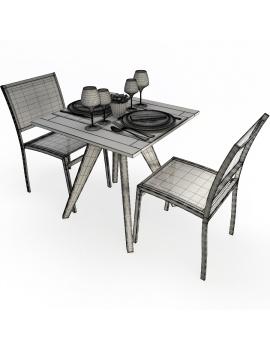 set-de-mobilier-de-restaurant-en-3d-vol-02-modeles-3d-compo-table-chaise-metallique-filaire