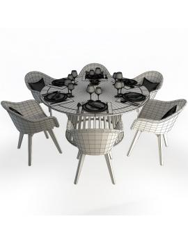 set-de-mobilier-de-restaurant-en-3d-vol-02-modeles-3d-compo-table-ronde-6p-edgar-filaire