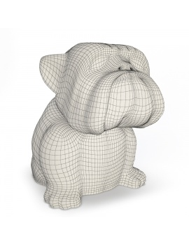 set-de-mobilier-de-restaurant-en-3d-vol-02-modeles-3d-sculpture-bulldog-filaire