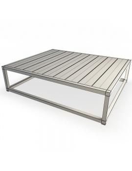 set-de-mobilier-de-restaurant-en-3d-vol-02-modeles-3d-table-basse-rectangulaire-filaire