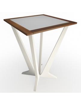 set-de-mobilier-de-restaurant-en-3d-vol-02-modeles-3d-table-md-bois-metal