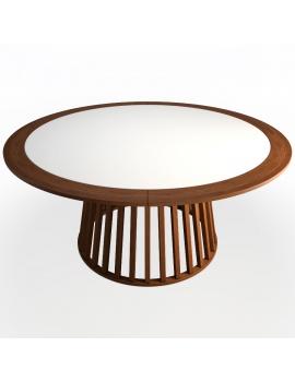 set-de-mobilier-de-restaurant-en-3d-vol-02-modeles-3d-table-ronde-6p-bois-metal