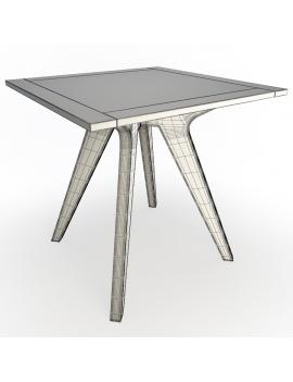 set-de-mobilier-de-restaurant-en-3d-vol-02-modeles-3d-table-bois-metal-filaire