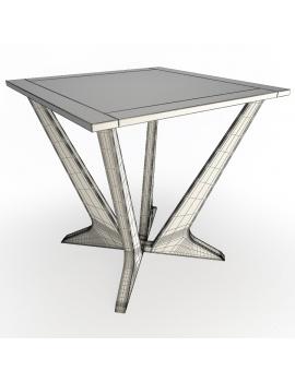 set-de-mobilier-de-restaurant-en-3d-vol-02-modeles-3d-table-02-bois-metal-filaire