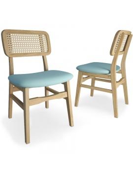 chaise-en-bois-vicky-modele-3d