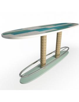 table-mange-debout-surf-modele-3d