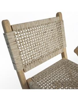 set-de-mobilier-de-restaurant-en-3d-vol-03-modeles-3d-chaise-pliable-tressée-02
