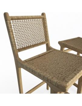 set-de-mobilier-de-restaurant-en-3d-vol-03-modeles-3d-tabouret-teck-tressé-1-02