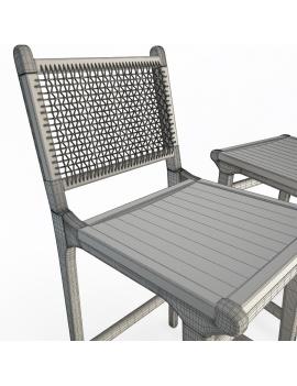 set-de-mobilier-de-restaurant-en-3d-vol-03-modeles-3d-tabouret-teck-tressé-1-02-filaire