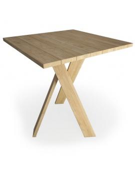 set-de-mobilier-de-restaurant-en-3d-vol-03-modeles-3d-table-teck