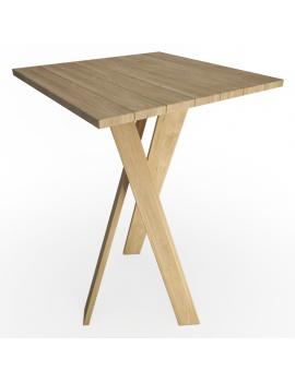 set-de-mobilier-de-restaurant-en-3d-vol-03-modeles-3d-table-haute-teck