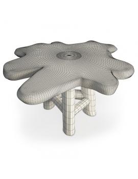 set-de-mobilier-de-restaurant-en-3d-vol-03-modeles-3d-table-basse-tronc-filaire