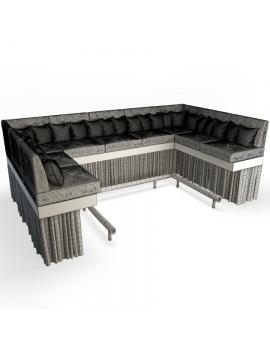 set-de-mobilier-de-restaurant-en-3d-vol-04-modeles-3d-banquette-mange-debout-bois-flotte-filaire