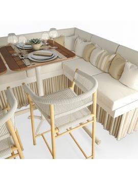 set-de-mobilier-de-restaurant-en-3d-vol-04-modeles-3d-composition-banquette-mange-debout-tabouret-kith-ethimo-02