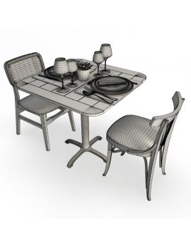 set-de-mobilier-de-restaurant-en-3d-vol-04-modeles-3d-composition-table-chaise-vicky-dalia-filaire