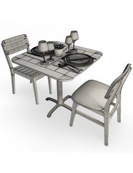 set-de-mobilier-de-restaurant-en-3d-vol-04-modeles-3d-composition-table-chaise-vicky-lodge-filaire