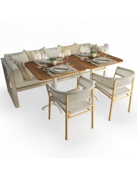 set-de-mobilier-de-restaurant-en-3d-vol-04-modeles-3d-composition-canape-siena-chaise-kith-ethimo