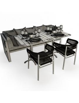 set-de-mobilier-de-restaurant-en-3d-vol-04-modeles-3d-composition-canape-siena-chaise-kith-ethimo-filaire