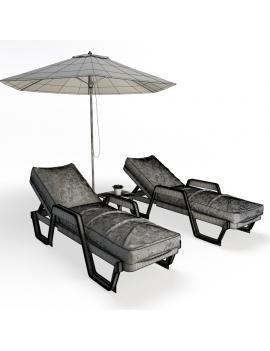 set-de-mobilier-de-restaurant-en-3d-vol-04-modeles-3d-composition-bain-de-soleil-grofillex-miami-filaire