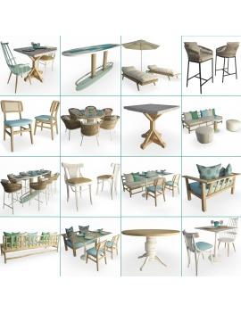 set-de-mobilier-de-restaurant-en-3d-vol-01-modeles-3d-02