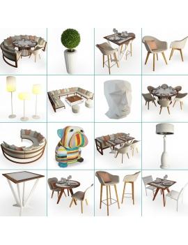 set-de-mobilier-de-restaurant-en-3d-vol-02-modeles-3d-02