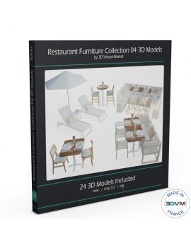 restaurant-furniture-set-04-3d-models-cover