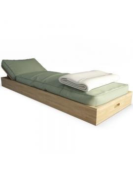 bain-de-soleil-en-bois-flotte-modele-3d