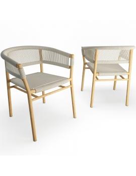 ethimo-kith-chair-3d-model