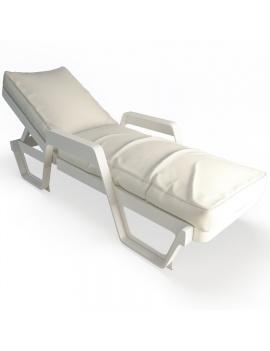 plastic-sunbed-3d-model