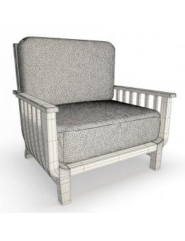 collection-3d-de-mobilier-extérieur-en-bois-fauteuil-chelsea-filaire
