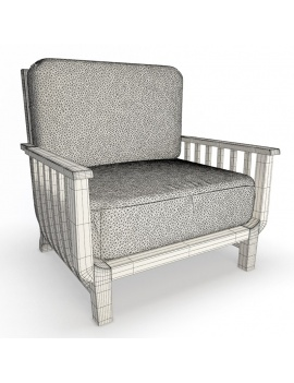 outdoor-wooden-furniture-3d-models-armchair-chelsea-wireframe