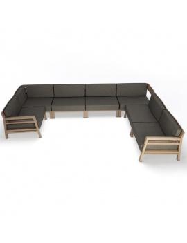 collection-3d-de-mobilier-extérieur-en-bois-composition-costes