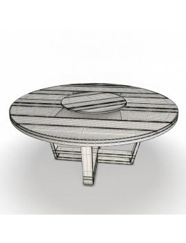 collection-3d-de-mobilier-extérieur-en-bois-table-costes-02-filaire