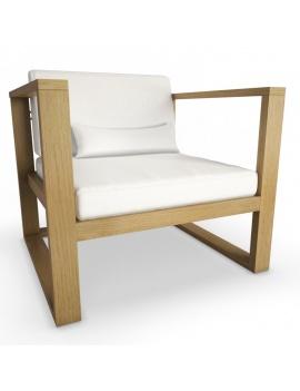 collection-3d-de-mobilier-extérieur-en-bois-fauteuil-siena
