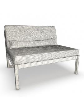 collection-3d-de-mobilier-extérieur-en-bois-module-droit-lounge-siena-filaire