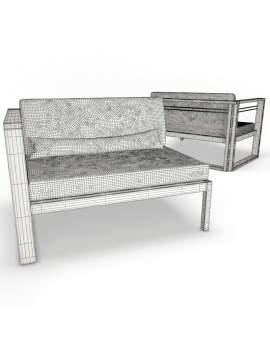 outdoor-wooden-furniture-3d-models-armchair-siena-lounge-corner-module-wireframe