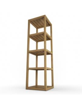 collection-3d-de-mobilier-extérieur-en-bois-etagere-siena