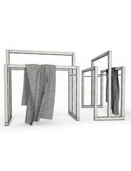 collection-3d-de-mobilier-extérieur-en-bois-porte-serviette-siena-filaire